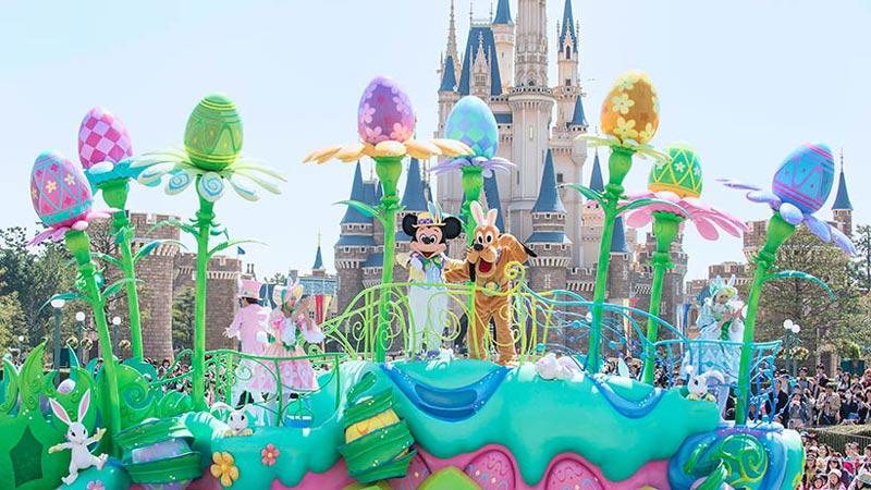 東京ディズニーランド「ディズニー・イースター」2016年3月25日(金)~6月15日(水)のイメージ