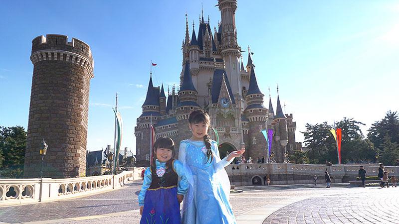 1~3月の東京ディズニーリゾートのとっておきのお楽しみとは・・・?ゲストに聞いてみました!のイメージ
