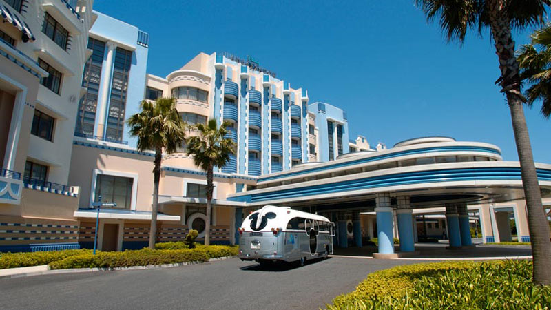 ディズニーアンバサダーホテルで、とびきりステキな休日はいかが?のイメージ