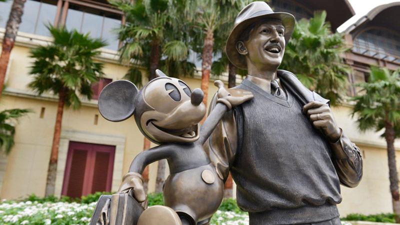 夢を見続け、そしてそれをかなえた青年ウォルト・ディズニーのお話。のイメージ