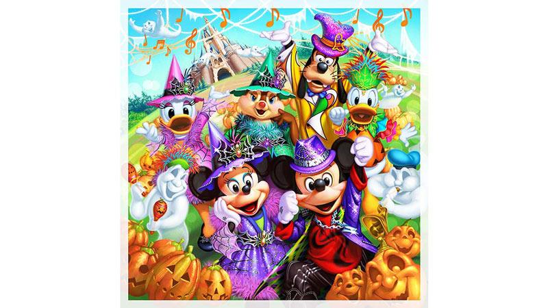 東京ディズニーランド/東京ディズニーシー「ディズニー・ハロウィーン」9月9日(金)~10月31日(月)のイメージ