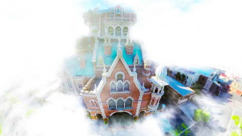 新シーン追加!360°VRコンテンツ「FLYING SUMMER MAGIC!」に、タワー・オブ・テラーとジェラトーニのシーンが登場のイメージ