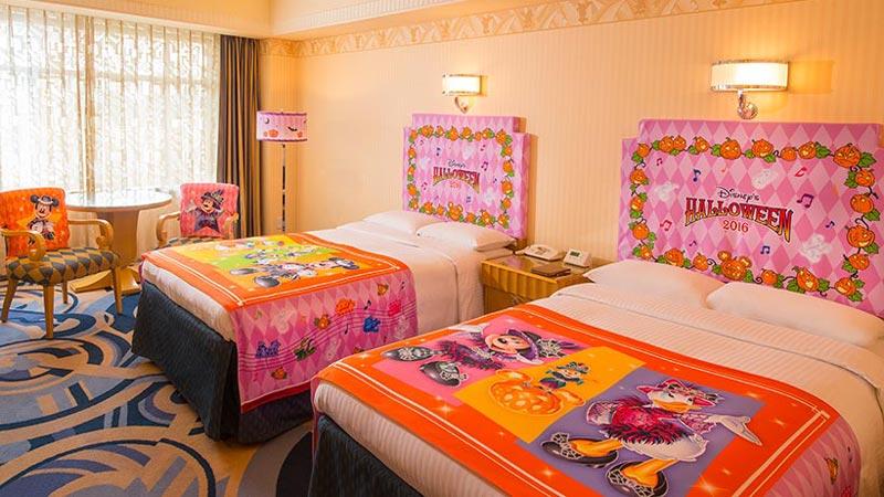 ディズニーアンバサダーホテルで「ディズニー・ハロウィーン」を満喫!のイメージ