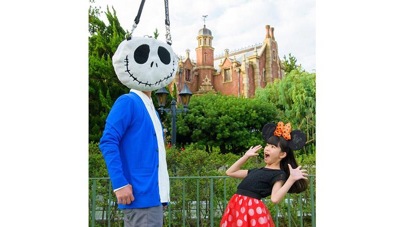"""9月にご来園いただいた方限定!「Trick or Magic!?」パークで""""魔法の瞬間""""を写真に撮って送ろう!のイメージ"""
