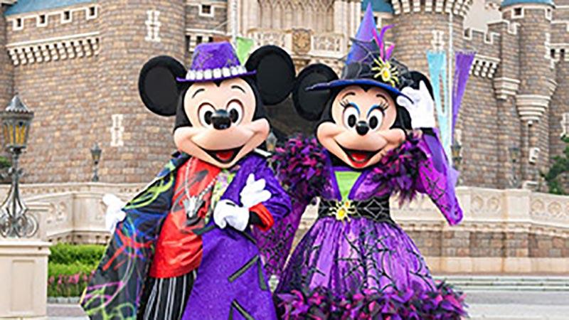 【東京ディズニーランドのハロウィーン】今年初登場のパレード「ハロウィーン・ポップンライブ」と、ミッキーマウスとミニーマウスの新コスチュームの詳細を初公開!のイメージ