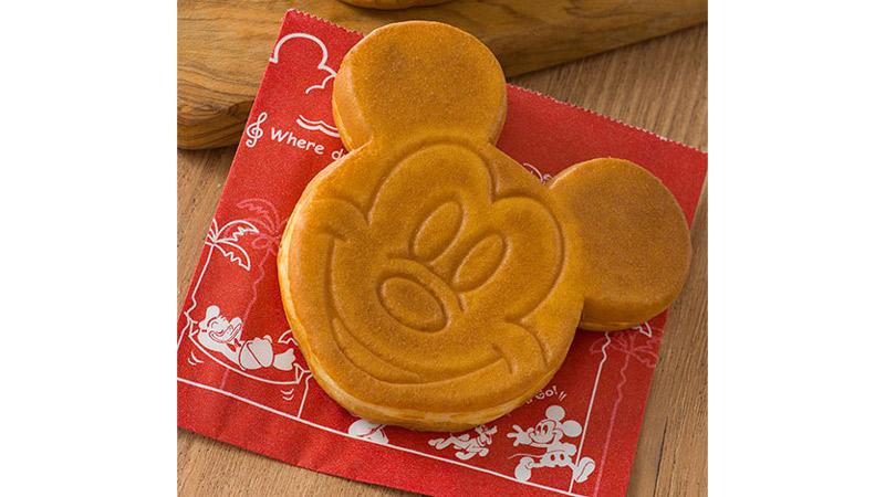 かわいい!おいしい!ミッキーシェイプのカステラケーキが新登場♪のイメージ