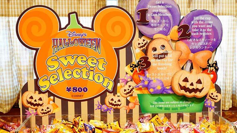 好きなお菓子を詰めちゃおう♪「スウィーツ・セレクション」のイメージ