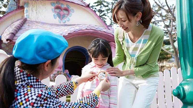 東京ディズニーリゾート・バケーションパッケージ〜毎日が誰かのお誕生日♪〜のイメージ
