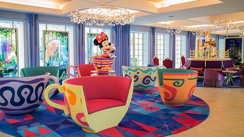 「夢とファンタジー」そして「冒険と発見」・・・東京ディズニーセレブレーションホテルで楽しめる2つの体験♪のイメージ