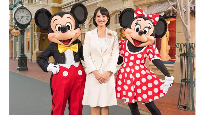 【決定!】2017-2018年 東京ディズニーリゾート・アンバサダー(候補)のイメージ