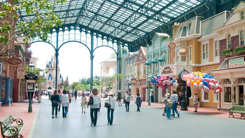 東京ディズニーリゾートのそれぞれの楽しみ方~ショップ編~のイメージ