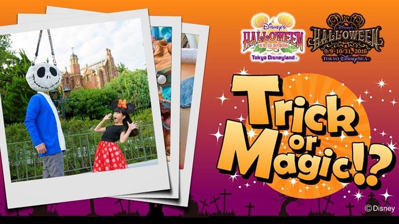 「Trick or Magic!?」みなさんからの応募写真がいよいよハロウィーンスペシャルムービーになって公開!のイメージ