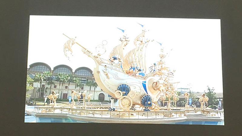 金沢21世紀美術館で東京ディズニーシーの記念展示がスタート!のイメージ