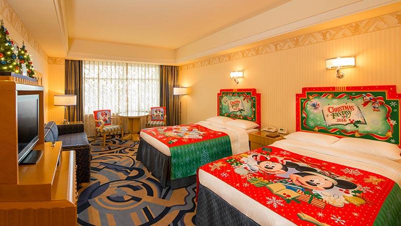 ディズニーアンバサダーホテルで過ごす、ムード満点のクリスマス♪のイメージ