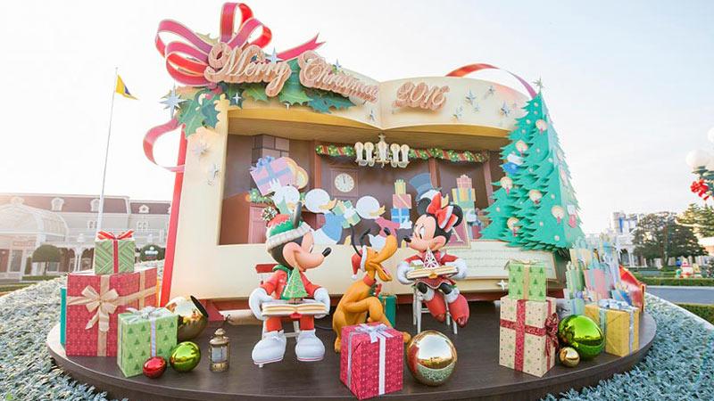 ファンタジックでロマンティック☆今年のクリスマスは大切な人と東京ディズニーランドへ♪のイメージ