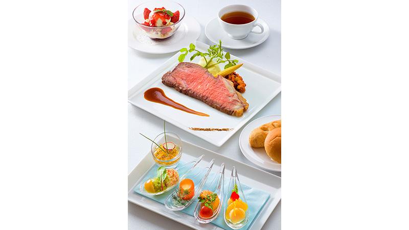 「ブルーバイユー・レストラン」が明日からさらに優雅に!のイメージ