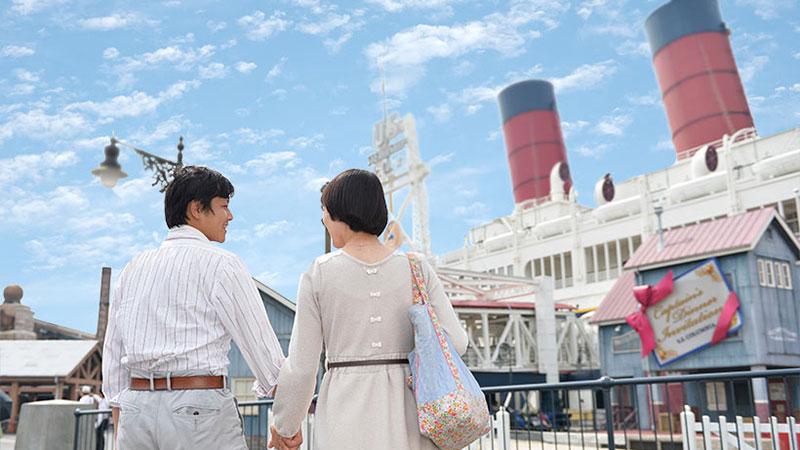 いい夫婦の日♪たまにはふたりで東京ディズニーリゾートでデートしませんか?のイメージ
