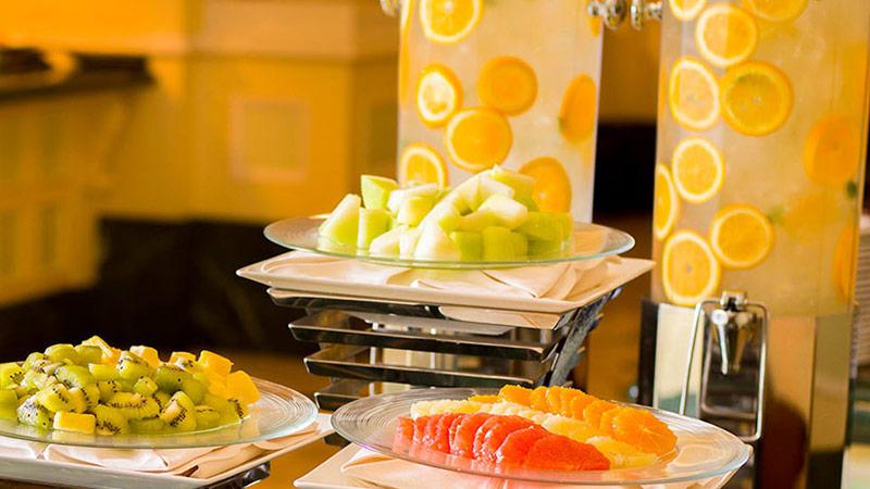 パークで遊ぶ前の腹ごしらえに、ディズニーホテルの朝食はいかが?のイメージ