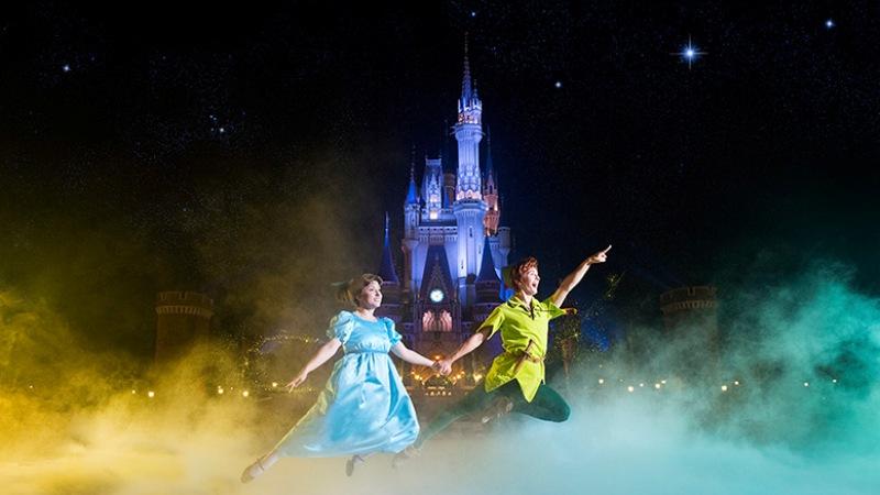 """""""You can fly !""""…「イマジニング・ザ・マジック」がピーターパンの世界を切り撮りました!!のイメージ"""