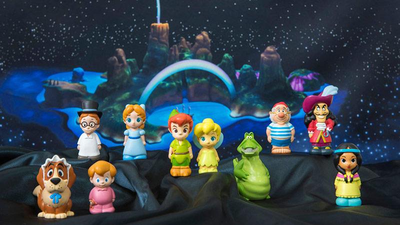 ディズニー映画『ピーター・パン』ならではの有名なシーンやモチーフがグッズになって登場!のイメージ
