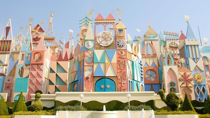 東京ディズニーランドのアトラクション「イッツ・ア・スモールワールド」がリニューアル!さらに幸せな船旅に。のイメージ