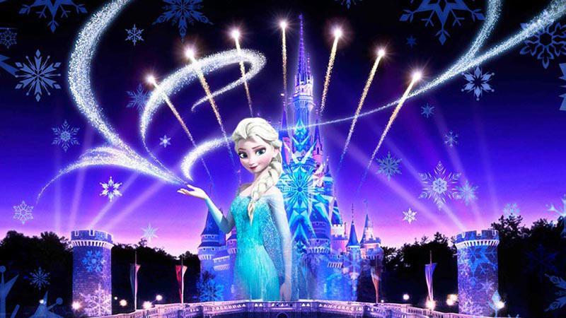 シンデレラ城に映し出される新しいキャッスルプロジェクション「フローズン・フォーエバー」を作り上げたディズニーパークのクリエイティブ・ディレクターにインタビュー!のイメージ