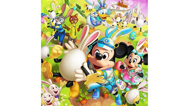 【ニュース!】東京ディズニーリゾート「ディズニー・イースター」4月4日(火)~6月14日(水)のイメージ
