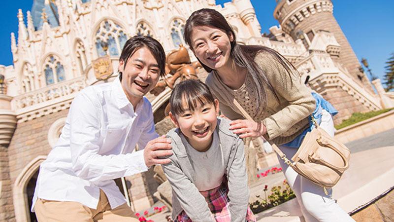 東京ディズニーリゾート・バケーションパッケージ限定の夏のキッズ向けプログラム!!のイメージ