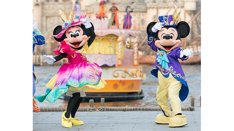 """おしゃれに楽しもう♪東京ディズニーシーの春の祝祭""""ファッショナブル・イースター""""のイメージ"""