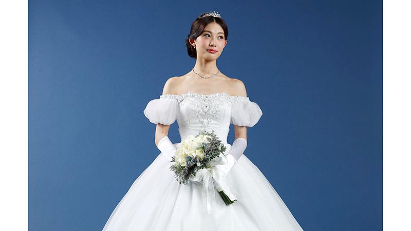 """ディズニーアンバサダーホテルに""""大人かわいい""""新ドレスが登場♪のイメージ"""