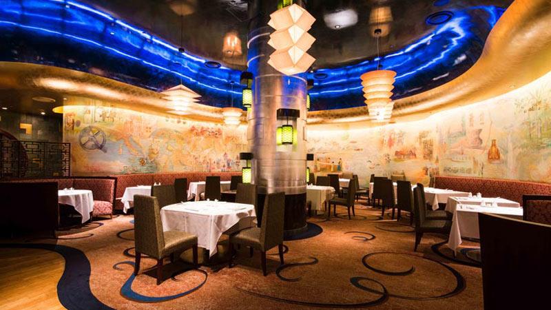ディズニーホテルでちょっと贅沢なディナータイムを!のイメージ