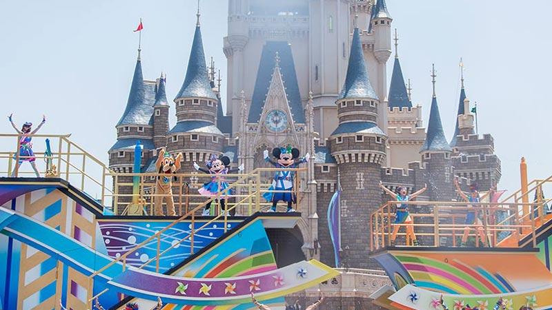 「ディズニー夏祭り」の見どころを一挙ご紹介!のイメージ