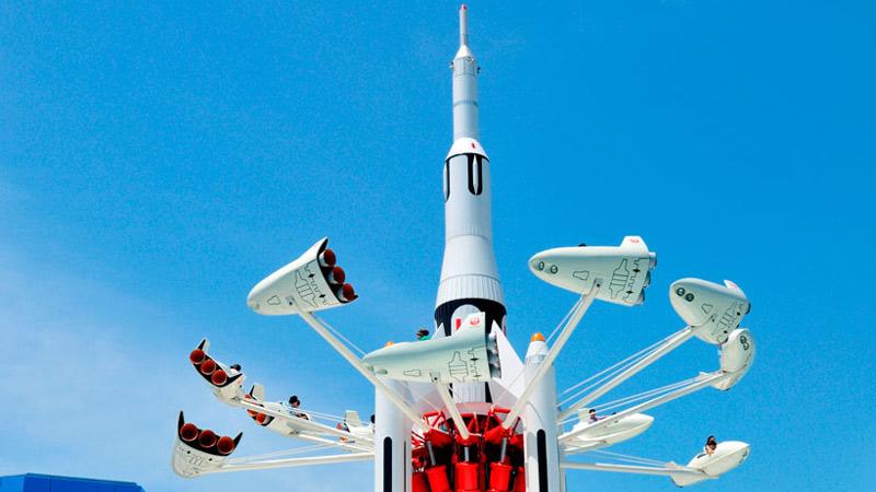 10月10日、東京ディズニーランド 「スタージェット」が約34年間のフライトを終了!のイメージ