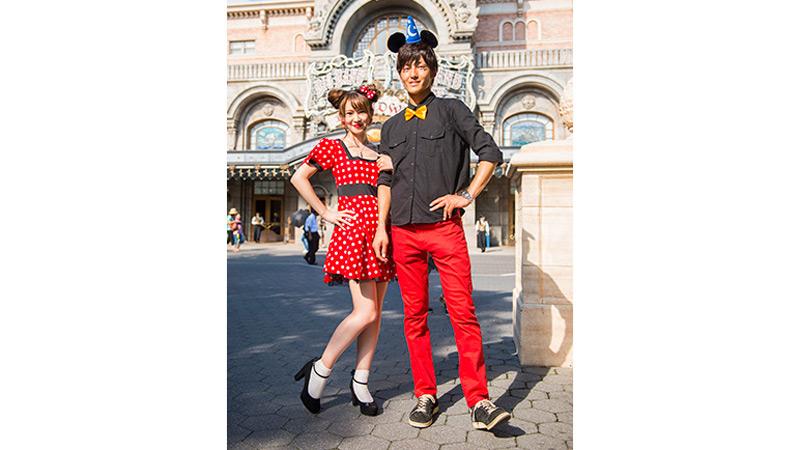 【ニュース!】9月7日に東京ディズニーランドで仮装ゲスト600名をご招待!のイメージ