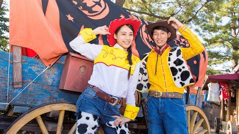 ディズニー仮装デイズ~ピクサーフレンズがいっぱい!~のイメージ