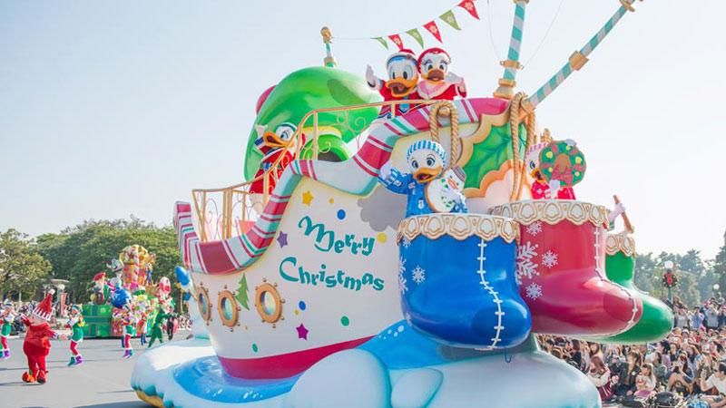 エンターテイメントの魔法にかけられて~ディズニー・クリスマス・ストーリーズ編~のイメージ