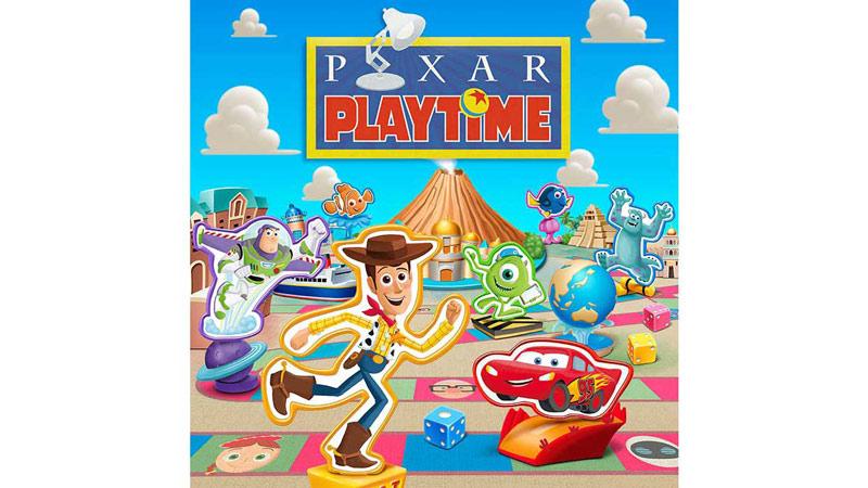 スペシャルイベント「ピクサー・プレイタイム」を楽しむなら、東京ディズニーリゾート・バケーションパッケージで!のイメージ