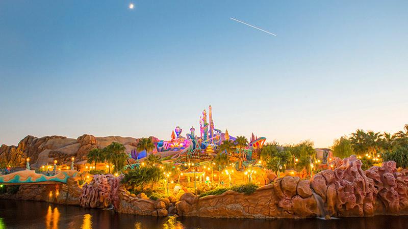 あなたのお気に入りのパークの夜景は?のイメージ