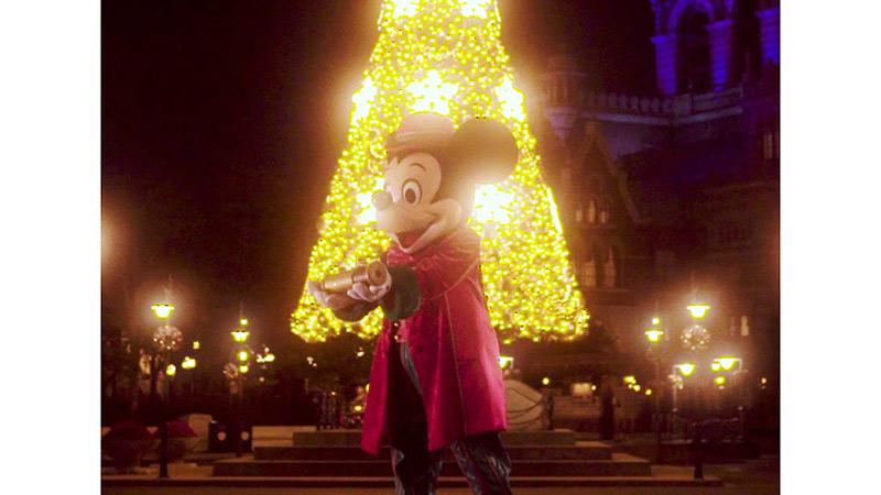東京ディズニーリゾートからみなさんへ、クリスマスプレゼントをお届け☆のイメージ