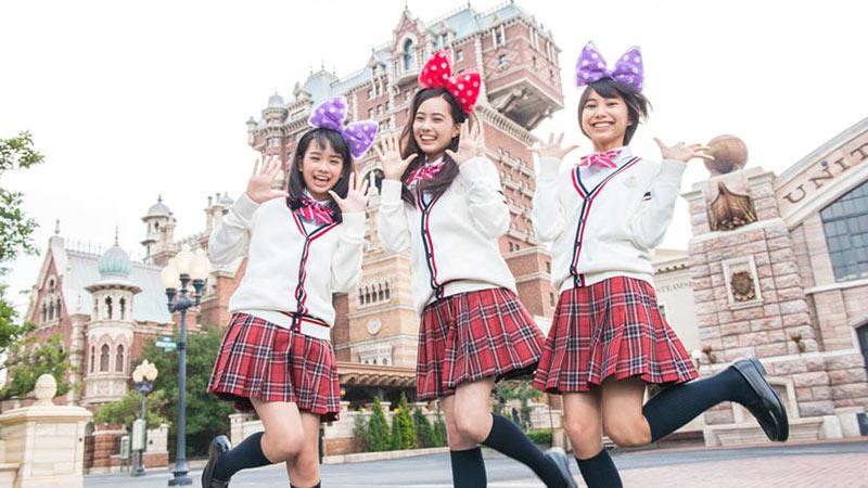 学生注目!春キャンで #打ち上げディズニー しよう!のイメージ