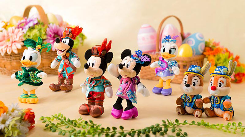 華やかな「ディズニー・イースター」のグッズを楽しもう!のイメージ