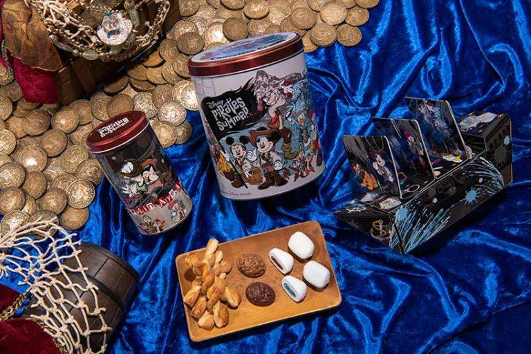 海賊船をイメージしたお菓子の画像