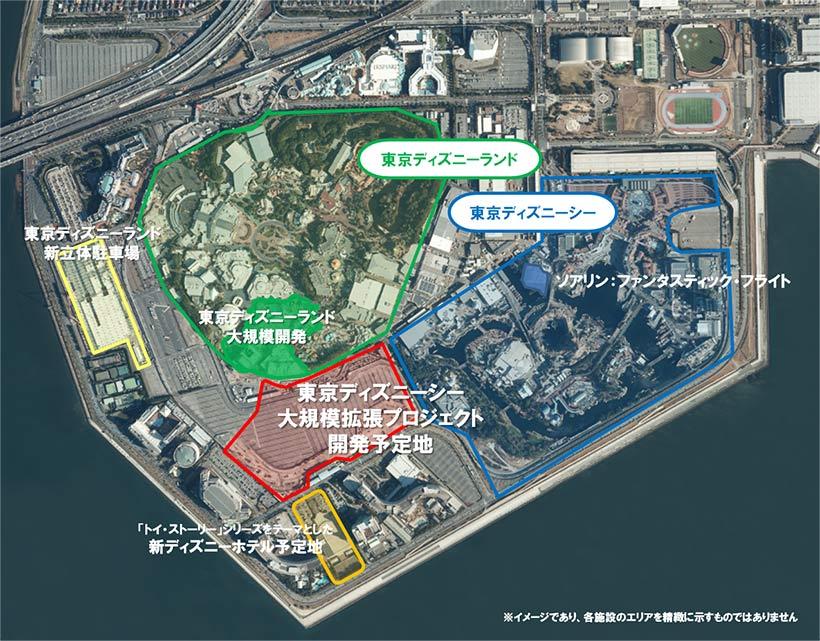 開発予定地の画像