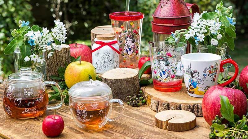 日常のティータイムを彩る「Afternoon Tea」プロデュース商品が東京ディズニーリゾートに初登場!のイメージ