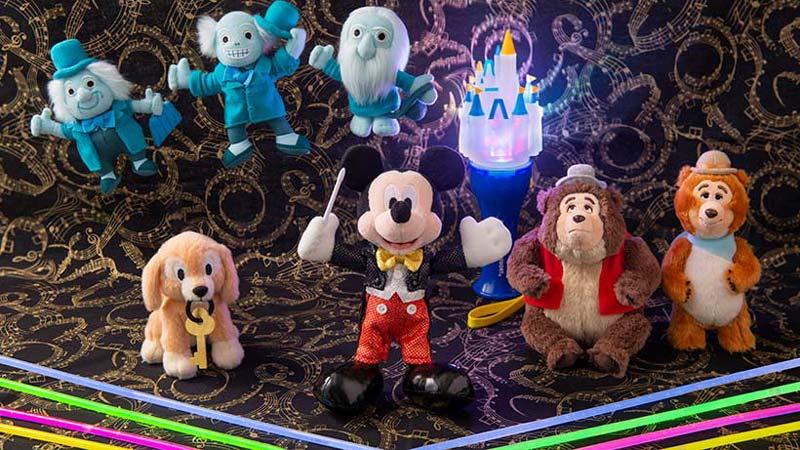 「Celebrate! Tokyo Disneyland」の色鮮やかで楽しいグッズ♪のイメージ