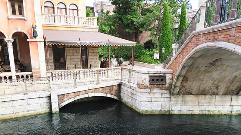 小さな運河で楽しむ、こだわりの食の旅のイメージ