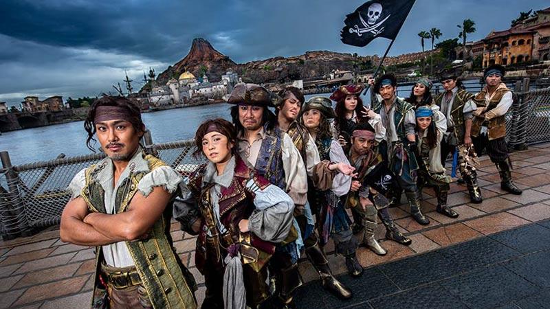 海賊たちのアトモスフィア・エンターテイメント!のイメージ