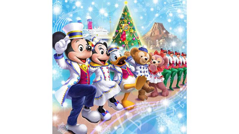 東京ディズニーランド/東京ディズニーシー「ディズニー・クリスマス」 11月8日(木)~12月25日(火)のイメージ