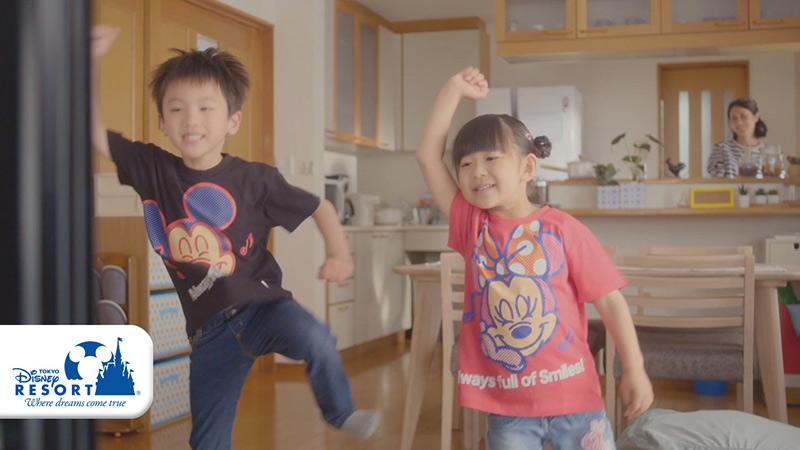 みんなで踊ろう!「ジャンボリミッキー!」のイメージ