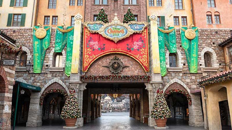 スペシャルイベント「ディズニー・クリスマス」が、いよいよ今日からスタート!のイメージ